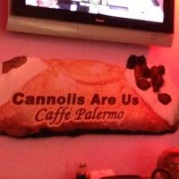 Photo taken at Caffé Palermo by Dilek K. on 2/10/2013