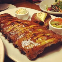 Photo taken at OUTBACK Steakhouse by Hyunwoo P. on 3/20/2014