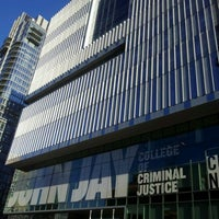 Photo taken at John Jay College - New Building by Raul R. on 11/6/2012
