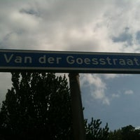 Photo taken at Van Der Goesstraat by Pim V. on 7/10/2013
