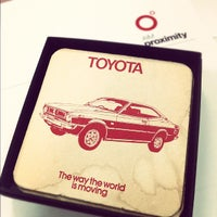 Photo taken at Toyota New Zealand by Timothy G. on 11/22/2012