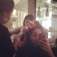 Photo taken at Envy Me Salon by Kikaymuch.Me C. on 3/11/2014