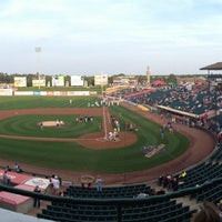 Photo taken at FirstEnergy Park by Sean G. on 8/30/2013