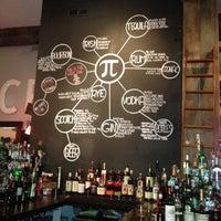 Photo taken at Pi Pizzeria by Trisha L. on 11/2/2012
