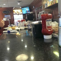Photo taken at Seven Seas Diner by Christian D. on 9/20/2013