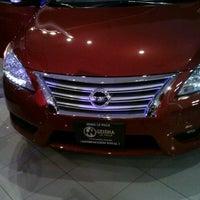 Photo taken at Nissan Geisha La Villa by samuel s. on 10/26/2012