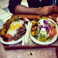 Photo taken at Moby Dick House of Kabob by a r. on 9/29/2013