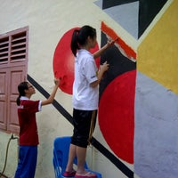 Photo taken at SMK Convent Klang by anis s. on 5/29/2013