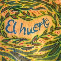 Photo taken at El Huerto by Rod M. on 3/16/2013