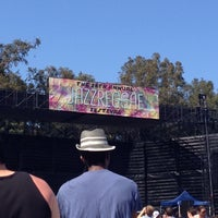 Photo taken at UCLA Intramural Field by Andia B. on 5/25/2014