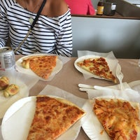 Photo taken at Gino's Pizza by Erin G. on 8/3/2014