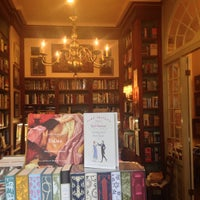 Photo taken at Faulkner House Books by Camille D. on 1/2/2013