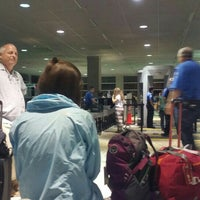 Photo taken at TSA Security Checkpoint by Richard C. on 10/8/2015