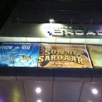 Photo taken at Carnival Cinemas by Raakhee N. on 11/27/2012