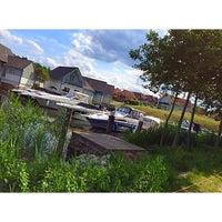 Das Foto wurde bei Precise Resort Marina Wolfsbruch von Derk v. am 7/17/2015 aufgenommen