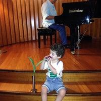 Photo taken at PianoForte Bar @ Hilton Dalaman by M.Eksik on 7/12/2016