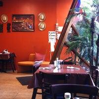 Photo taken at The Chez Olga by Todd B. on 10/23/2012