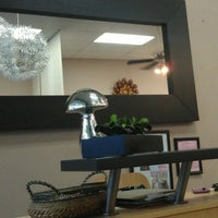 Photo taken at Split Endz Hair and Nails by Jeffrey ♊ T. on 9/14/2012