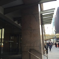 Photo taken at 125 Park Avenue by David S. on 1/20/2016