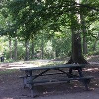 Photo taken at Van Cortlandt Park by Jax S. on 7/16/2013