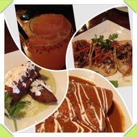 Photo taken at Zocalo Restaurant & Tequila Bar by Olivia on 6/5/2013