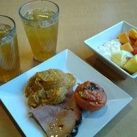 Photo taken at Boozel Dining Hall by Wayne M. on 3/10/2014