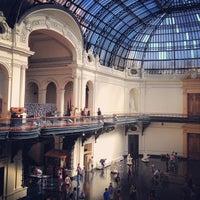 Photo taken at Museo Nacional de Bellas Artes by Diego P. on 1/6/2013