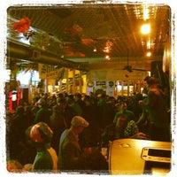Photo taken at Clark St. Beach Bar by Kev R. on 3/17/2013