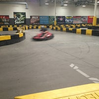 Photo taken at Pole Position Raceway Corona by Payton B. on 9/12/2013