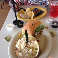 Photo taken at McAlister's Deli by Makisha S. on 6/6/2014