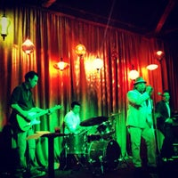 Photo taken at Hip Kitty Jazz & Fondue by Shane B. on 7/21/2013