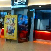 Photo taken at LFS Cinemas by Razif A. on 10/5/2012