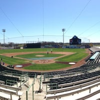 Photo taken at Nelson W. Wolff Municipal Stadium by Tony B. on 3/2/2013