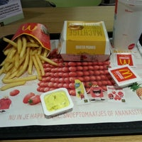 Photo taken at McDonald's by Sacha L. on 10/17/2012
