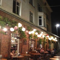 Photo taken at De Werf by Angela C. on 6/19/2013