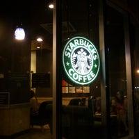 Photo taken at Starbucks Coffee by Noah O. on 10/12/2012