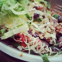 Photo taken at Chipotle Mexican Grill by John S. on 10/19/2012