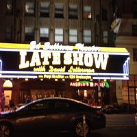 Photo taken at Ed Sullivan Theater by Jeffery O. on 7/1/2013