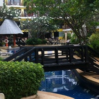 Photo taken at Woraburi Phuket Resort And Spa by Irina V. on 2/24/2013
