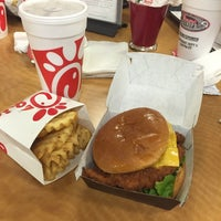 Photo taken at Chick-fil-A by Kevin K. on 8/12/2015