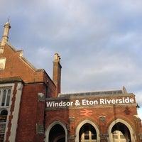 WikiZero - Windsor & Eton Riverside railway station