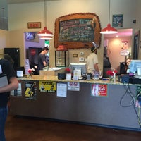 Photo taken at Hometown Take and Bake Pizza by Allison L. on 5/17/2015