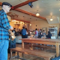 Photo taken at Cheese Board Pizza by Geoff B. on 2/3/2013