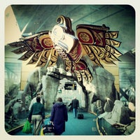 Photo taken at Vancouver International Airport (YVR) by Gila C. on 2/17/2013