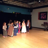 Photo taken at Go Dance Studio by Elze H. on 3/20/2015