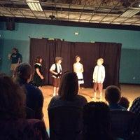 Photo taken at Go Dance Studio by Elze H. on 7/18/2014