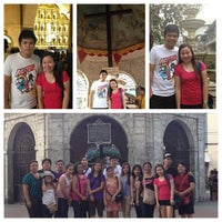 Photo taken at Sto. Niño Museum by Willia Marie T. on 5/24/2013