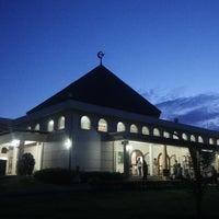 Photo taken at Masjid Sukajadi by Robi J. on 5/12/2013