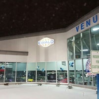 Photo taken at Ewald's Venus Ford by Daniel on 2/16/2016