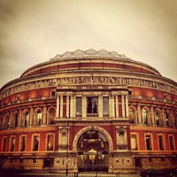 Photo taken at Royal Albert Hall by Dennis G. on 7/2/2013